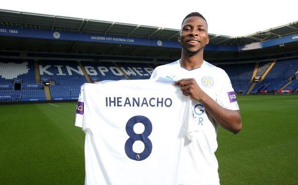 Iheanacho ficha por el Leicester