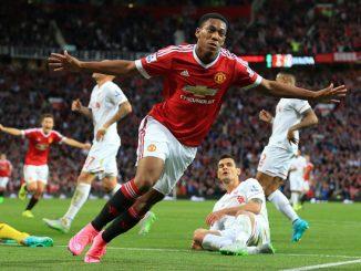 Anthony Martial comienza a dar resultados en el Manchester United