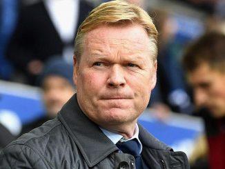 Ronald Koeman, despedido del Everton