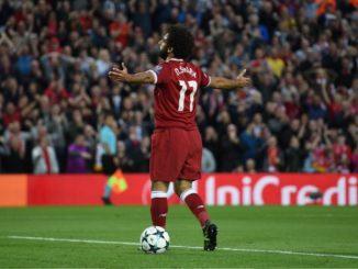 Mohamed Salah, jugador del Liverpol
