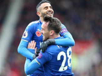 Mahrez Leicester City