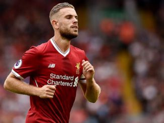 Jordan Henderson, el líder del Liverpool