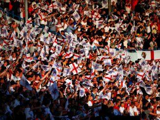 Inglaterra - Túnez, Mundial de Rusia 2018
