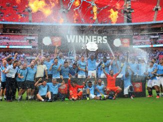 El Manchester City, campeón de la Community Shield 2018