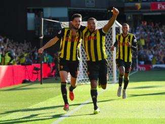 El Watford de Javi Gracia se pone líder de la Premier League