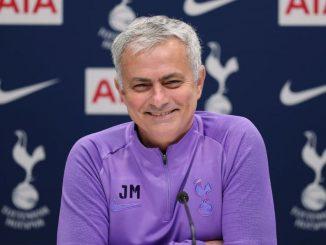 Jose Mourinho, durante la rueda de prensa postpartido ante el Southampton.