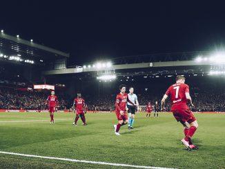 El Atleti resistió al infierno de Anfield y consiguió el paso a los cuartos de final de la Champions League
