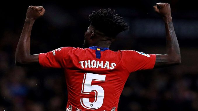 Thomas Partey le dice no al Arsenal